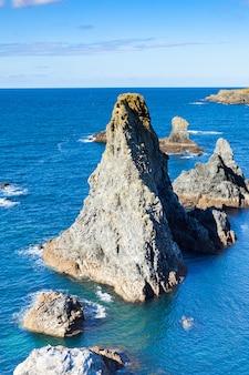 Die berühmten orte der insel belle ile en mer