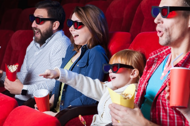 Die emotionen der menschen im kino