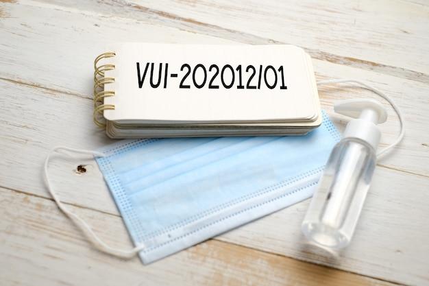 Die erste untersuchte variante im dezember 2020 oder vui-202012 01 ist eine variante von sars-cov-2, dem virus, das covid-19 verursacht.
