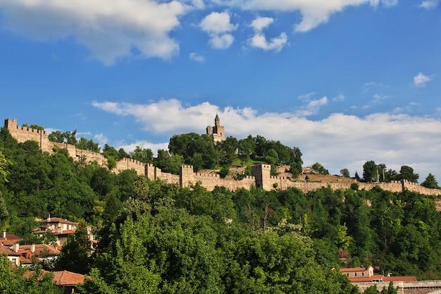 Die festung in veliko tarnovo, bulgarien