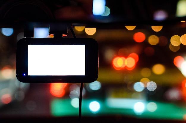 Die kamera im auto