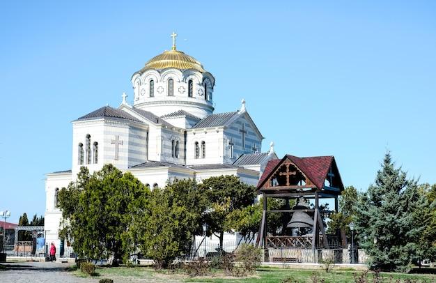 Die kathedrale des heiligen wladimir in chersonesos