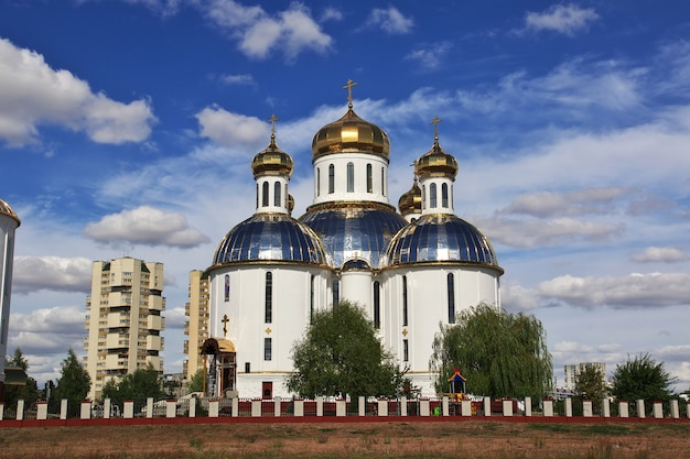Die kirche in brest, weißrussland