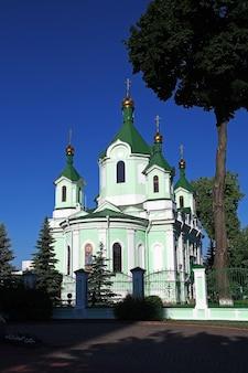 Die kirche in brest weißrussland