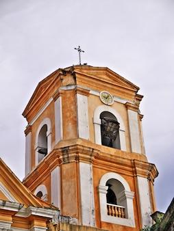 Die kirche in der stadt manila philippinen