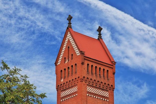 Die kirche in minsk, weißrussland