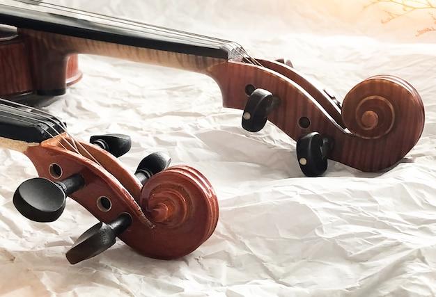 Die konstruktion der violine