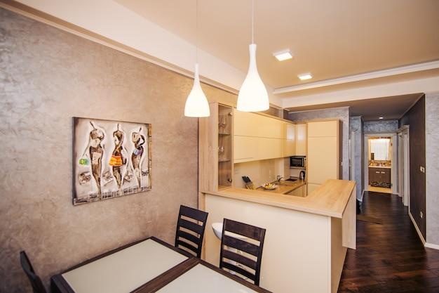 Die küche in der wohnung die gestaltung des küchenraums