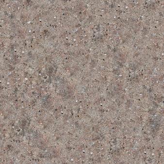 Die nahtlose textur der verwitterten alten betonoberfläche ist mit schalen und schmutzflecken bedeckt.