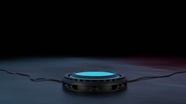 Die premium-mokeup-3d-rendering-plattform der nächsten generation.