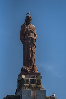 Die statue