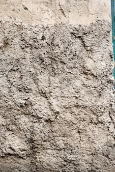 Die textur alter grauer betonwände für hintergrund, oberfläche und muster aus grauem zement.
