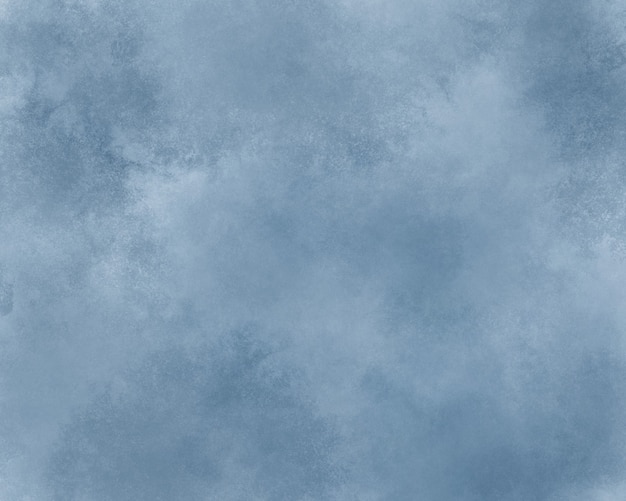 Die textur des aquarells in der farbe des jahres 2020 ist klassisch blau. die trendfarbe des jahres.