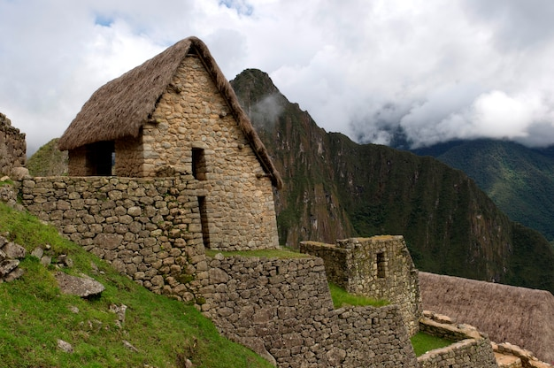Die verlorene stadt der inkas, machu picchu, cusco-region, peru