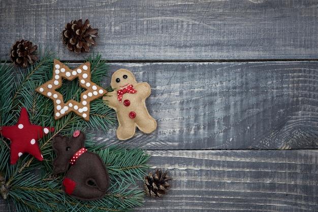 Die weihnachtszeit ist voller kreativer ideen