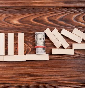 Die wirtschaft retten und die krise stoppen