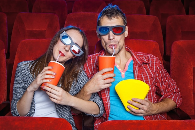 Die zuschauer im kino