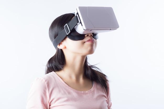 Digitale gadget ausrüstung hand cyberspace