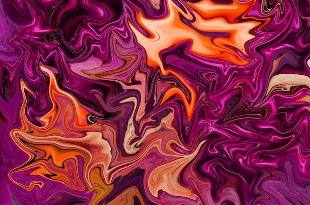 Digitale illustration olor abstrakter hintergrund abstrakter marmorhintergrund