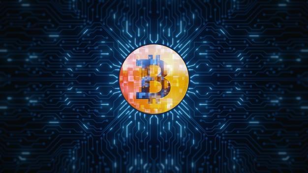 Digitale kryptowährung bitcoin