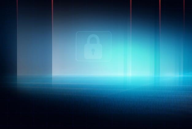 Digitales datensicherheitskonzept