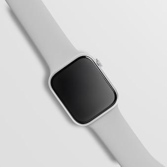Digitales gerät mit smartwatch-bildschirm