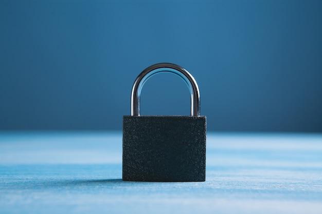 Digitales konzept des sicherheitsdatencodes