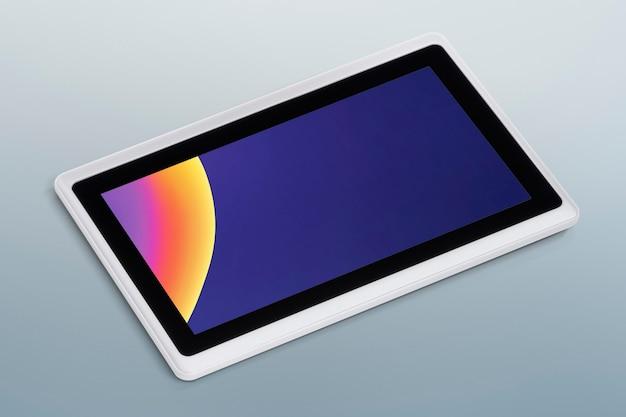 Digitales tablet für online-lernen
