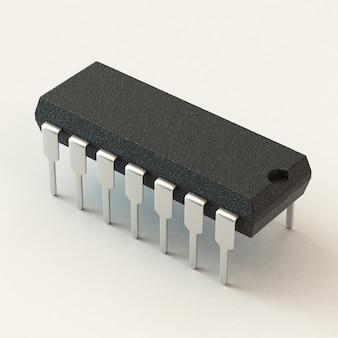 Dip-chip-paket.