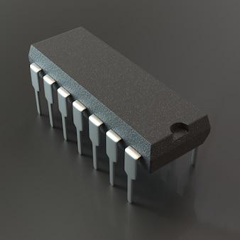 Dip-chip-paket