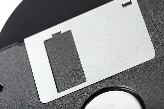 Diskette isoliert