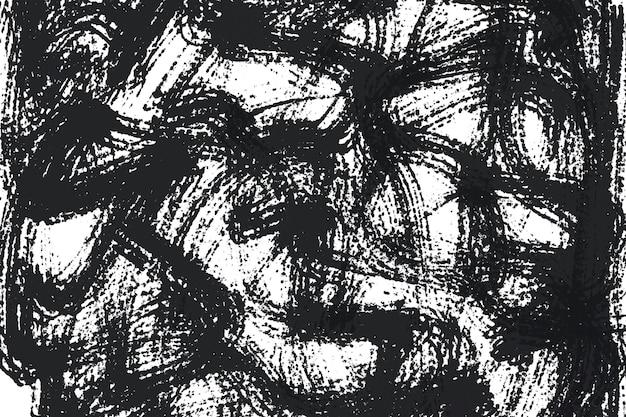 Distressed overlay-textur aus verrostetem, geschältem metallgrunge black and white urban texture dark messy