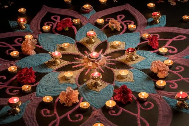 Diwali festival der lichttradition