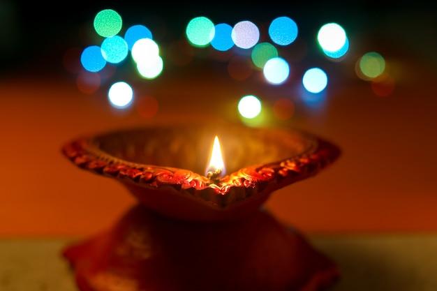 Diwali lampe