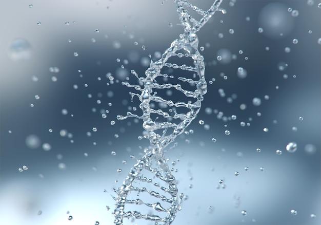 Dna-molekülstruktur