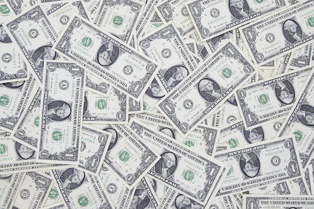 Dollar banknoten hintergrund