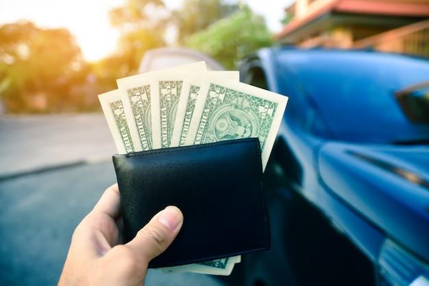 Dollar für jeden tag einkaufen