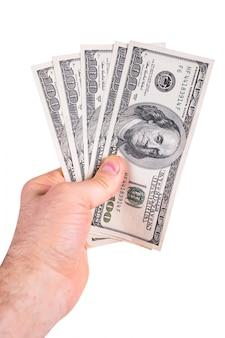Dollar von amerika