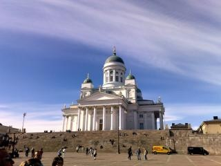 Dom von helsinki tempel