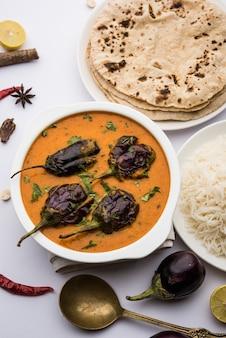 Doppelbohnen-curry-sabzi- oder sabji-rezept