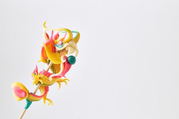 Dragon decoration chinesisches neujahr
