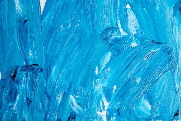 Draufsicht acrylfarbe hintergrund