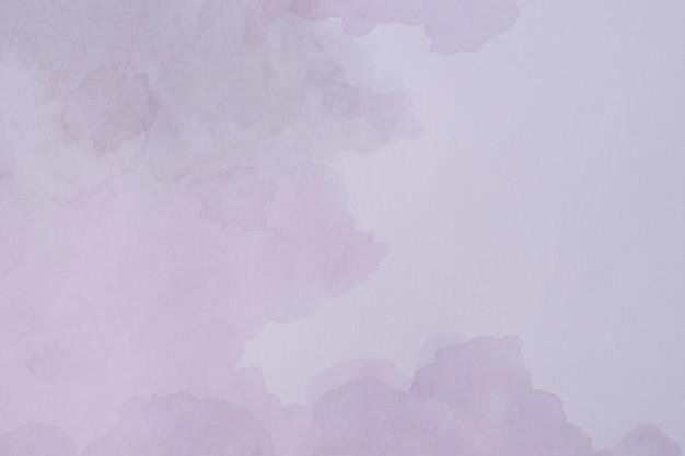 Draufsicht aquarellfarbe auf papier