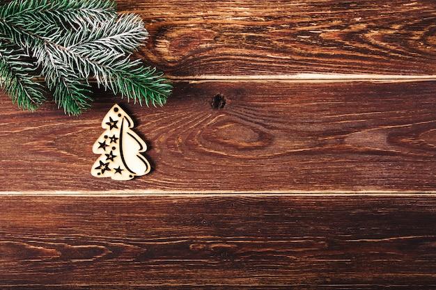 Draufsicht auf weihnachtslebkuchenplätzchen