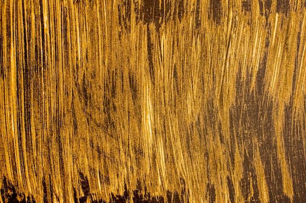 Draufsicht eleganter goldener hintergrund