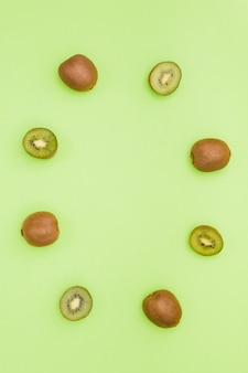 Draufsicht kiwi-rahmen