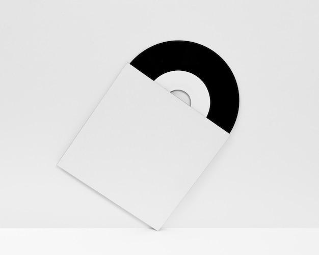 Draufsicht zusammensetzung der vinylverpackung