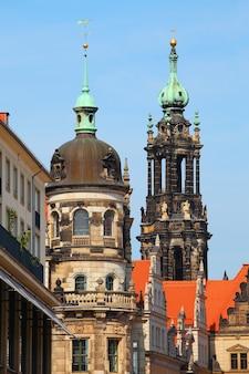 Dresden, deutschland - innenstadt