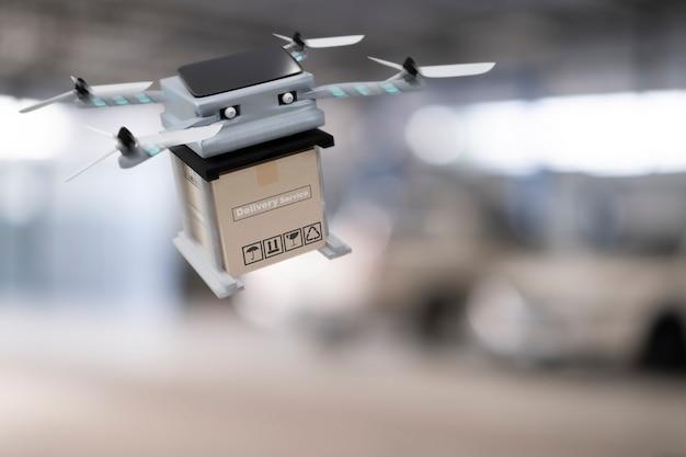 Drohnentechnologie-engineering-gerät für das industriefliegen