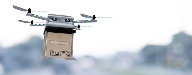 Drohnentechnologie-engineering-gerät